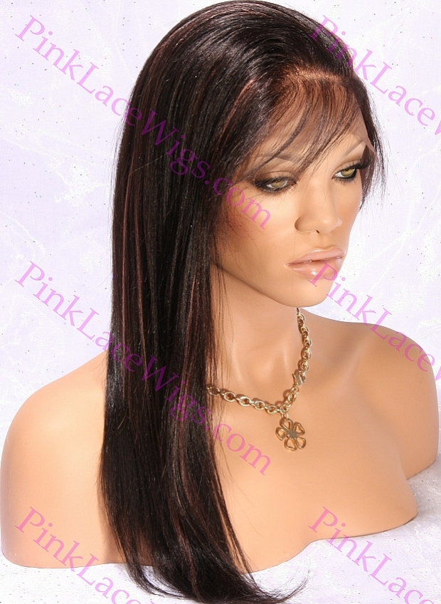 tiffany custom lace wig