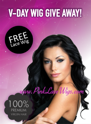 lace wig giveaway