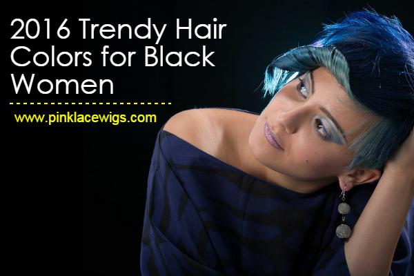 2016 Trendy Hair Colors for Black Women (1)